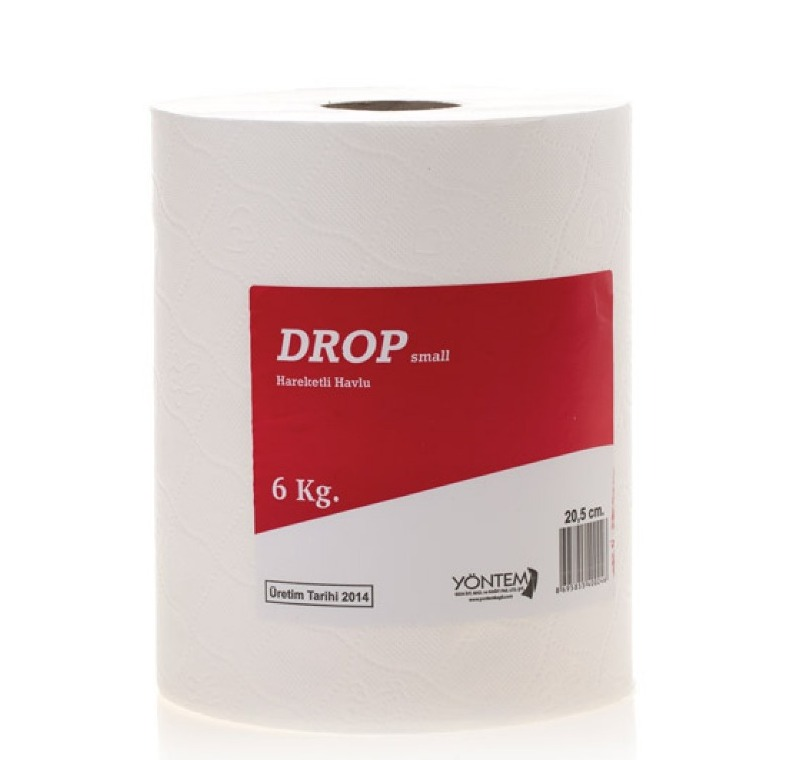 DROP SMALL HAREKETLİ HAVLU -Drop